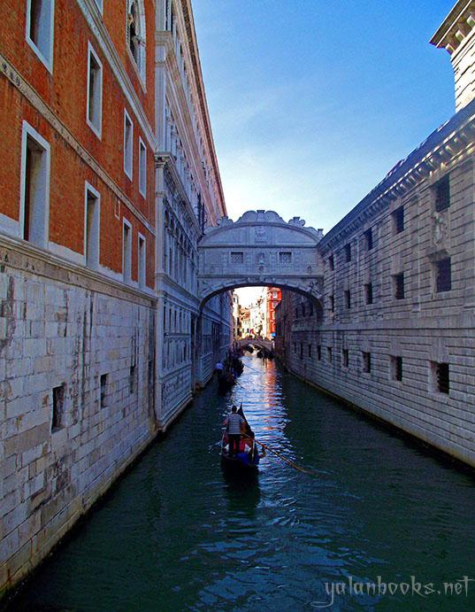 Venice Bridge of Sighs Photography Romanticism 威尼斯叹息桥 风光摄影 浪漫主义 Yalan雅岚 黑摄会