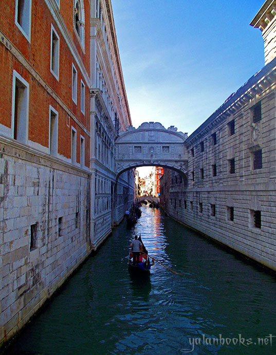 Venice Bridge of Sighs Photography Romanticism 威尼斯歎息橋 風光攝影 浪漫主義 Yalan雅嵐 黑攝會